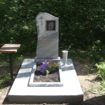 Установка памятников и надгробий